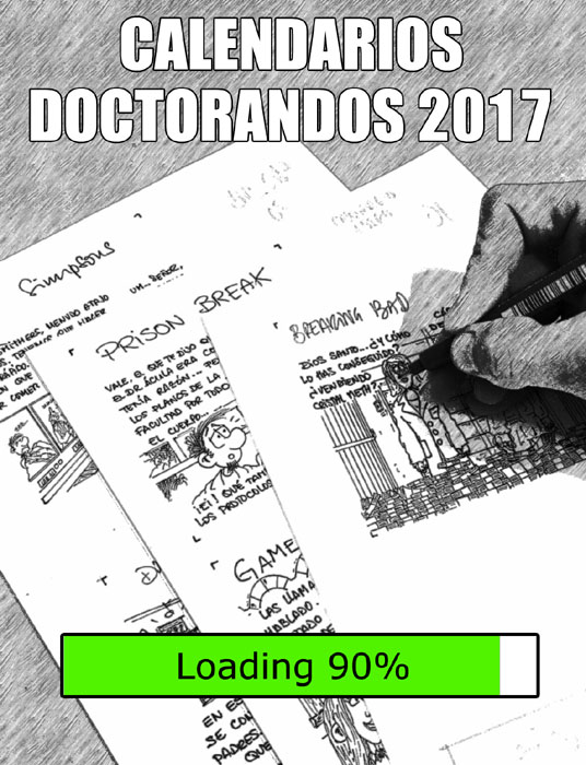 Calendarios Doctorandos 2017 (loading)